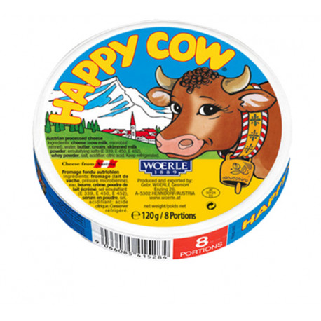 Happy Cow 8 portions 120g