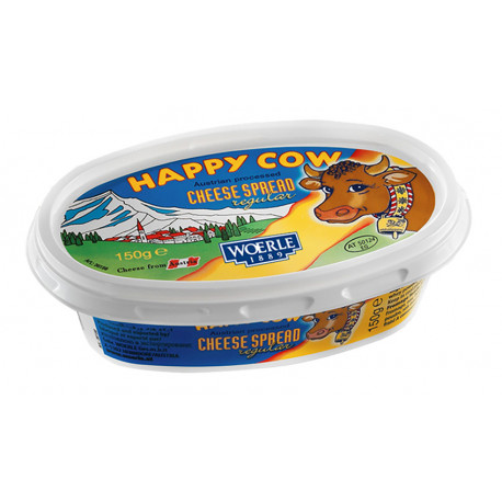 Happy Cow spread 120g cup