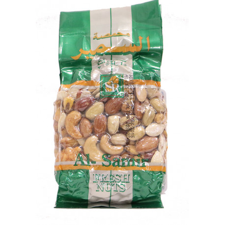 Al-Samir Nut core mixture 300g