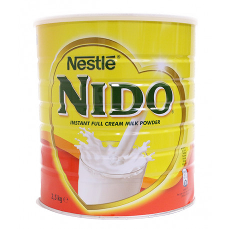 Nido Milk Powder 2500g